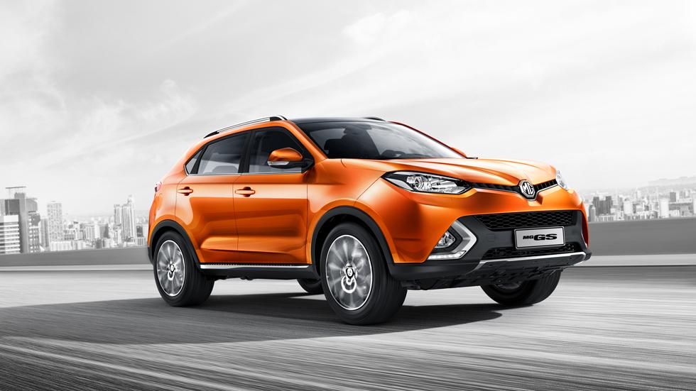 MG GS, ¿el nuevo SUV chino que llegará a Europa?