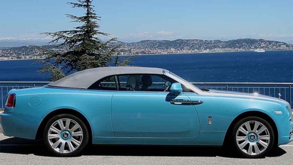 Nuevo Rolls Royce Dawn: el rato que nos creímos millonarios (vídeo)