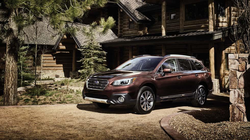 Subaru Outback Touring y Legacy Sport, más calidad y equipamiento