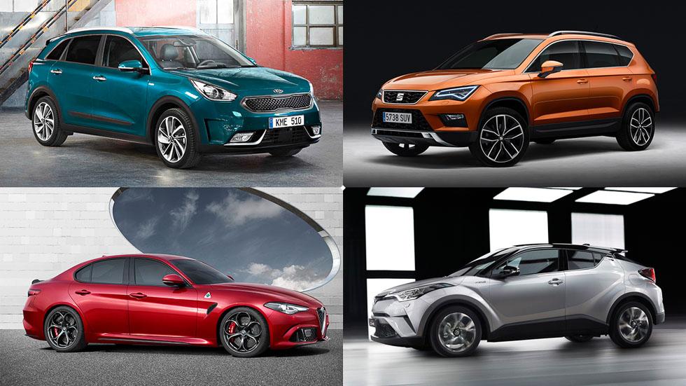 Madrid Auto 2016: los mejores coches que podrás ver y comprar