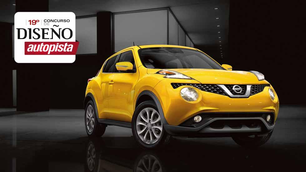 Gana un Nissan Juke y un Master diseñando el SUV del futuro