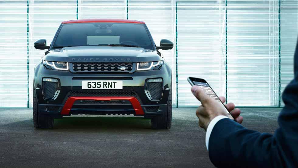 Land Rover tendrá su propio smartphone en 2017