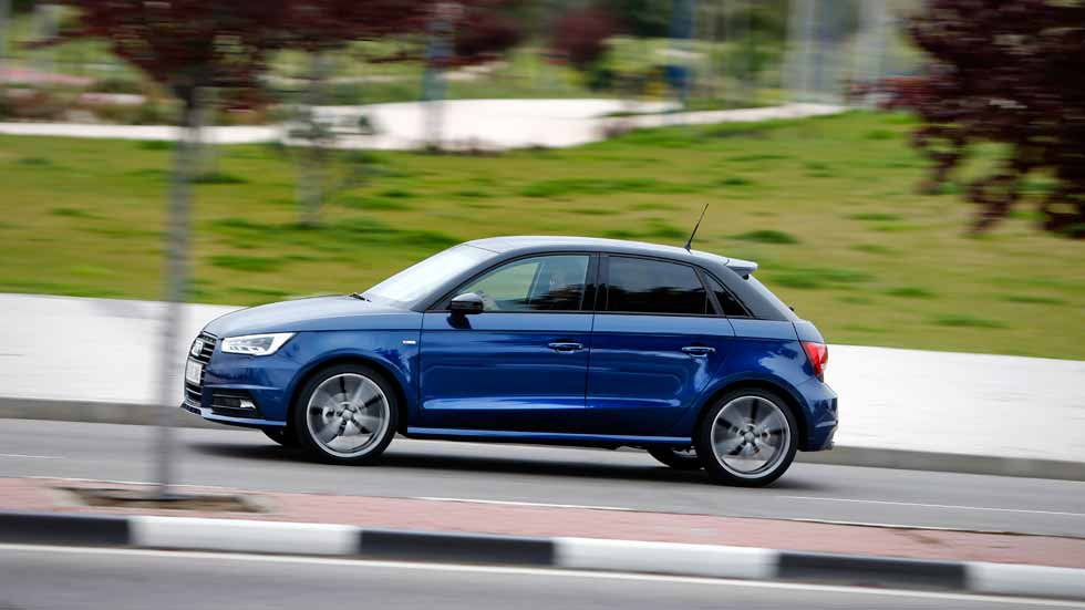 Audi A1 Sportback 1.0 TFSi Ultra S Tronic: su consumo real