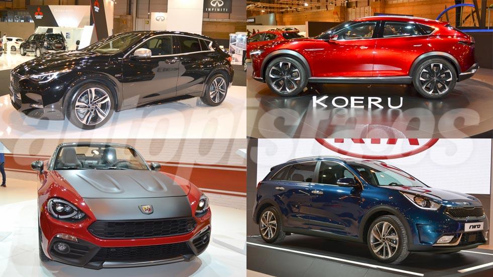 Las novedades de coches de Madrid Auto 2016, en fotos