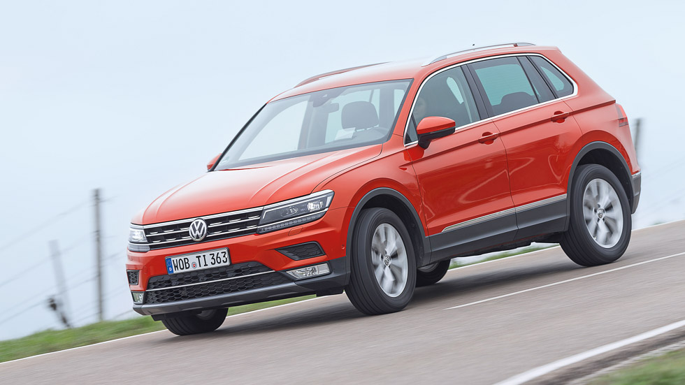 VW Tiguan 2.0 TSI 4Motion: prueba y mediciones exclusivas