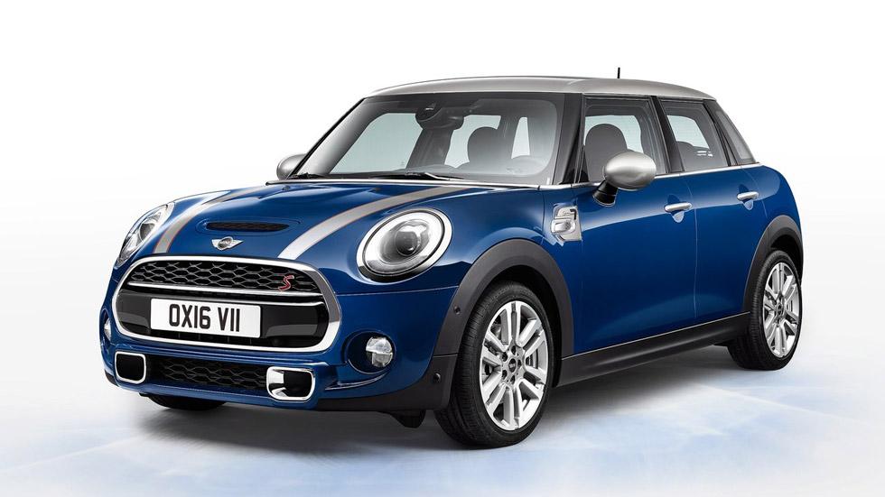 Mini Seven: tributo al origen de la marca británica