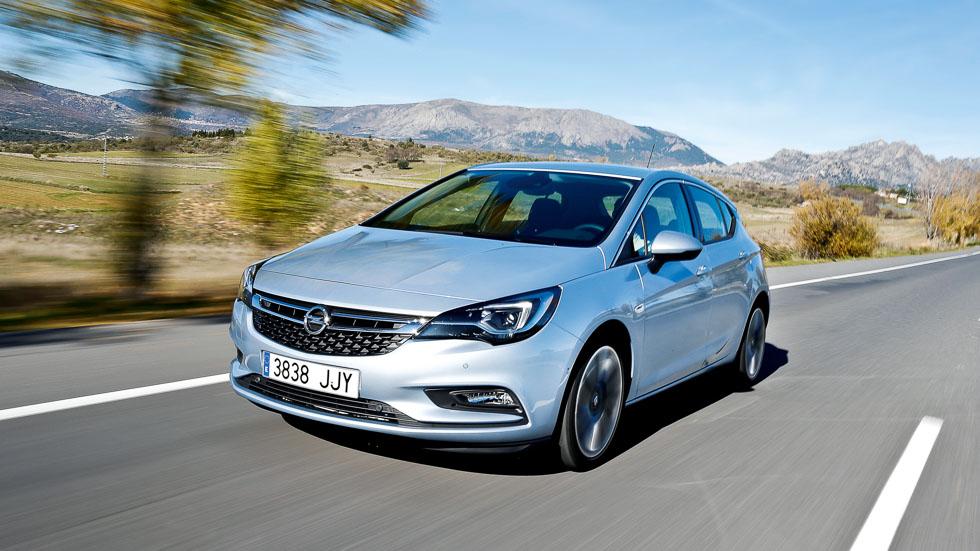 Opel Astra 1.6 CDTi/136, probamos el mejor Astra
