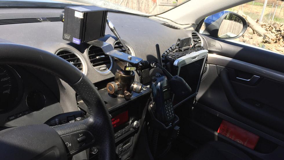 ¿Distinguen los radares móviles el tipo de vehículo para multar?