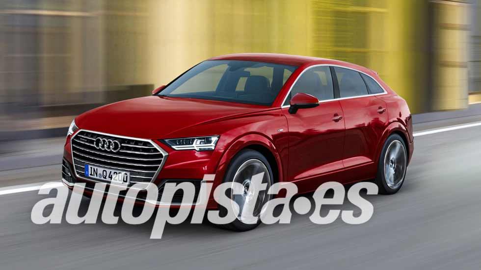 Confirmado: el SUV Audi Q4 llegará en 2019