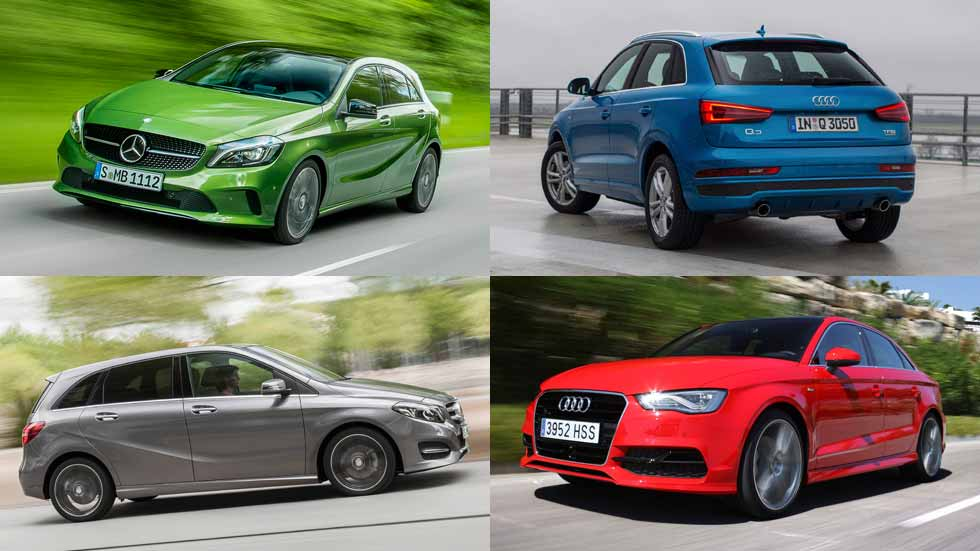 Compra un coche de marca Premium por menos de 30.000 euros