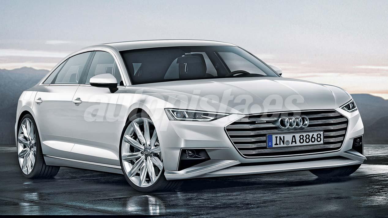El Nuevo Audi A8 Estar 225 Listo En 2017 Autopista Es