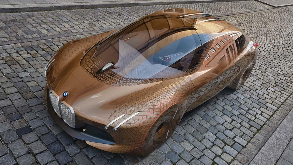 BMW iNext: confirmado el nuevo súper coche eléctrico y autónomo