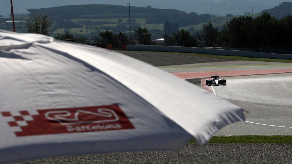GP de España de F1: primera sesión de entrenamientos libres