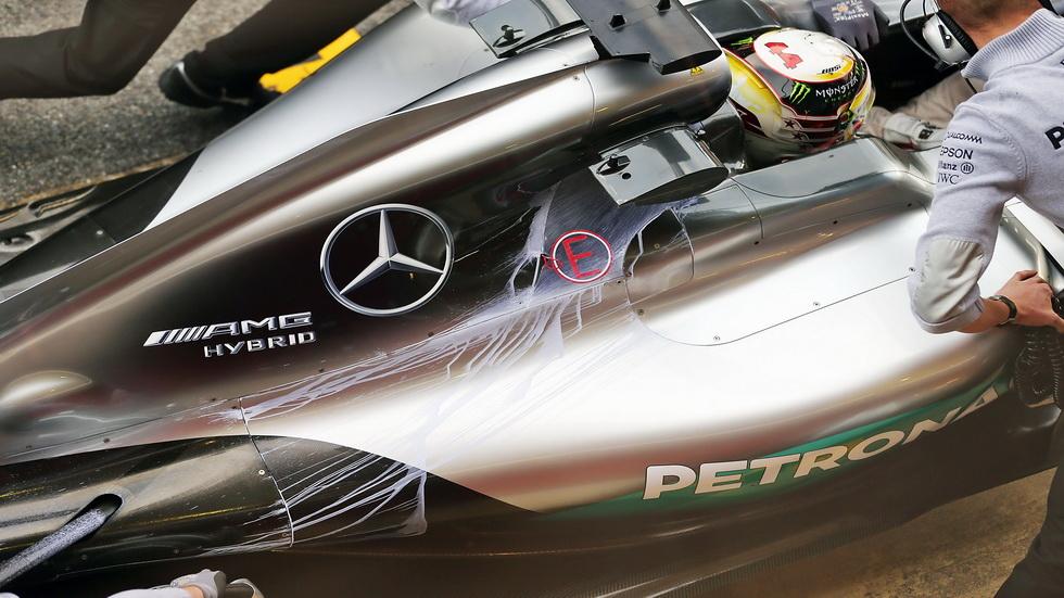 La nueva normativa de motores en Fórmula 1