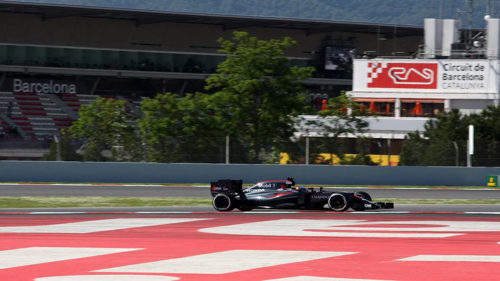 GP de España de F1: declaraciones de Fernando Alonso