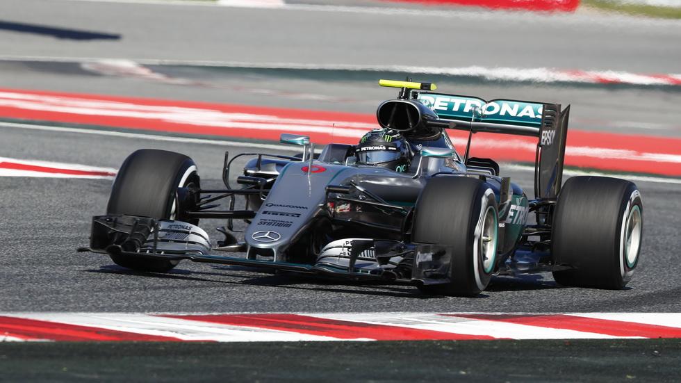 GP de España de F1: Tercera sesión libre