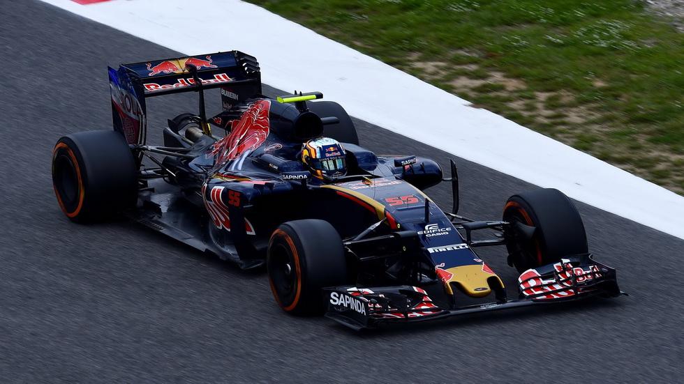 GP de España de F1: Declaraciones de Carlos Sainz