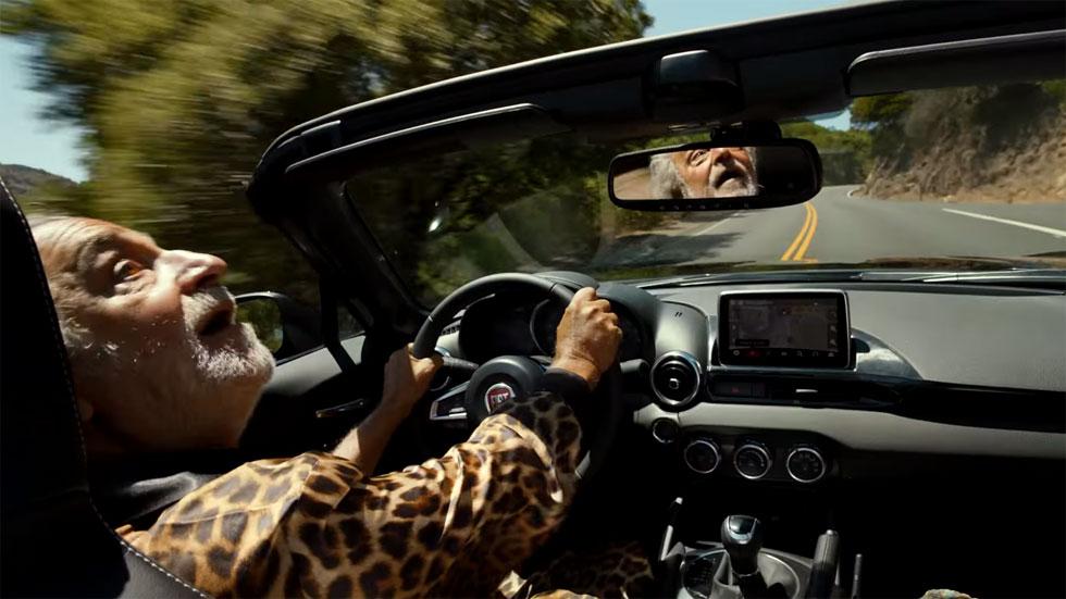El nuevo Fiat 124 Spider revitaliza la pasión (vídeo)