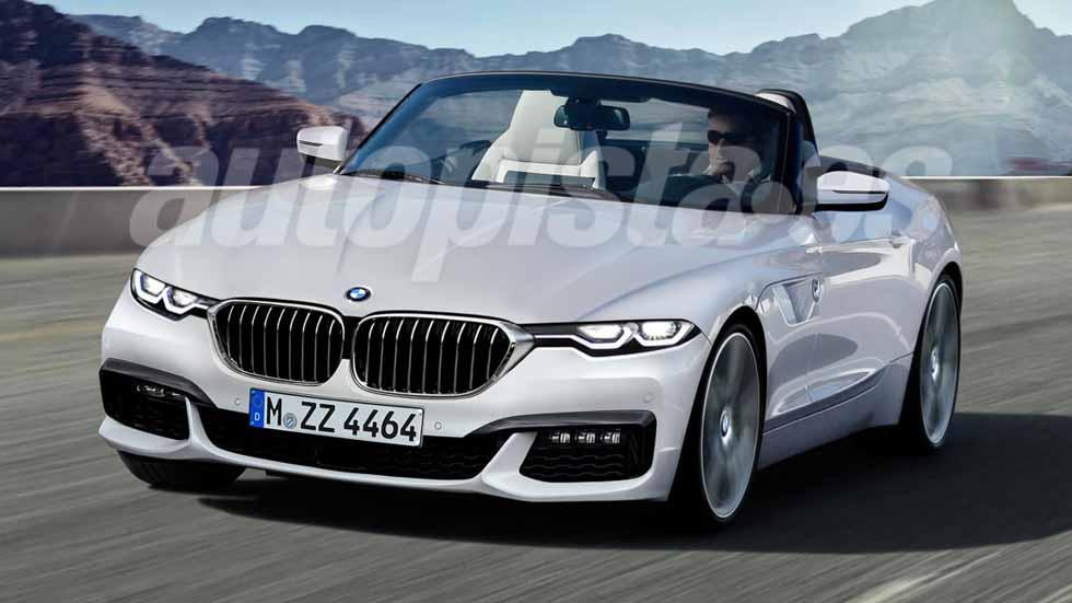 BMW y Toyota ultiman sus deportivos comunes: Z5 y Supra