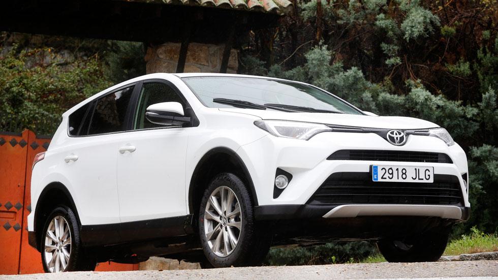Toyota Rav4 2.0d 4x2: a prueba el SUV nipón con motor BMW