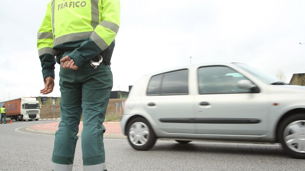 Condenado un Guardia Civil por inventarse multas de tráfico