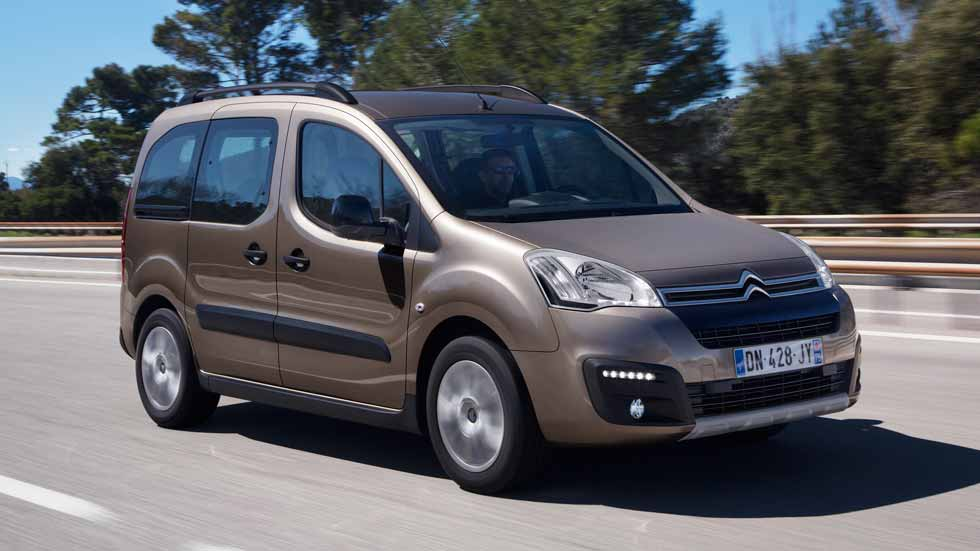 Citroën Berlingo, 20 años fabricándose en España