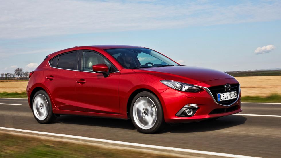 Mazda3 1.5 Skyactiv-D: al volante del Diesel de 105 CV