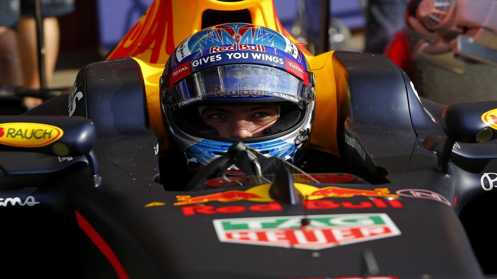 Test de Barcelona de F1, segunda jornada: Verstappen, al frente