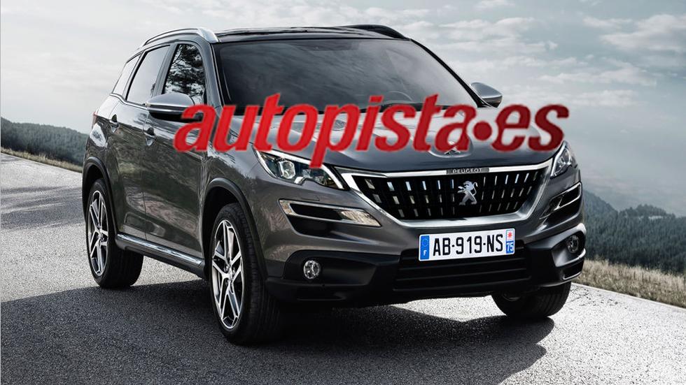 Nuevo Peugeot 3008: datos y primera imagen