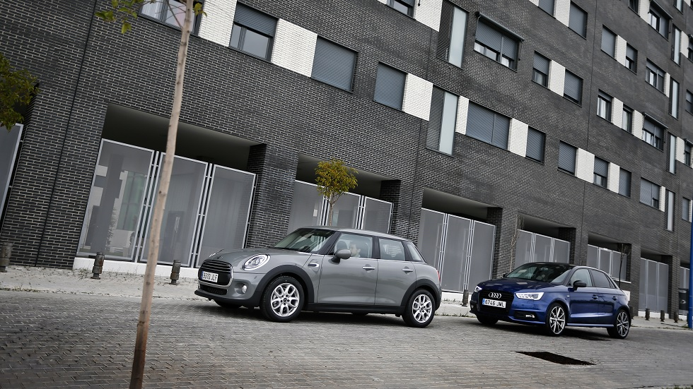 Mini One 5p Y Audi A1 Sportback 10 Tfsi Ultra Cuál Es Mejor
