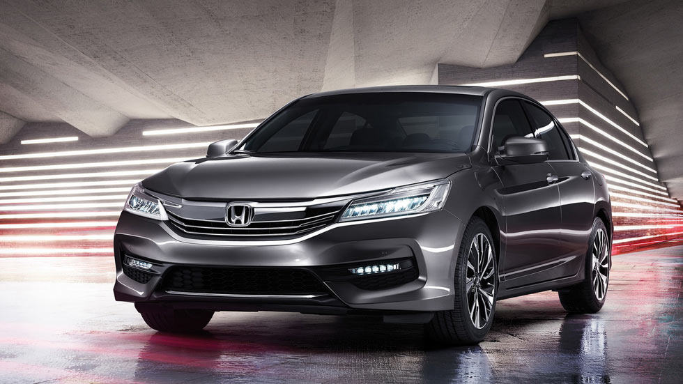 Nuevo diseño para el Honda Accord: más futurista y elegante