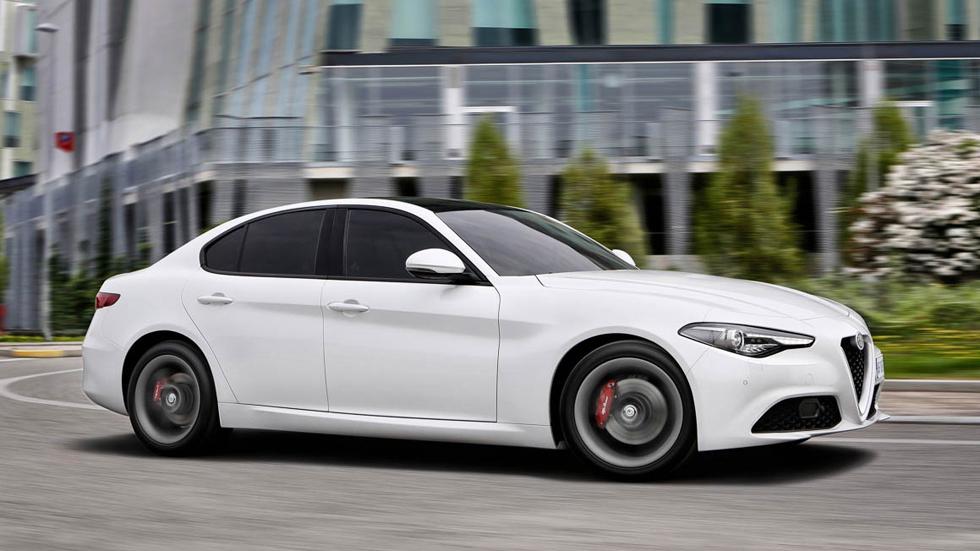 Alfa Romeo Giulia: a prueba la nueva berlina deportiva italiana