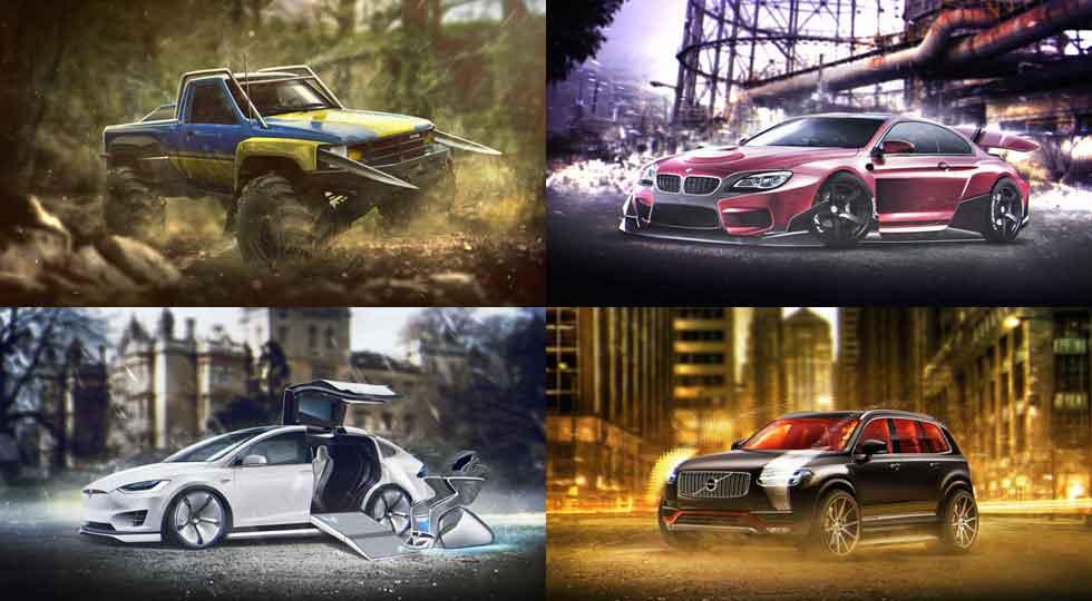 Los coches que los X-Men deberían conducir