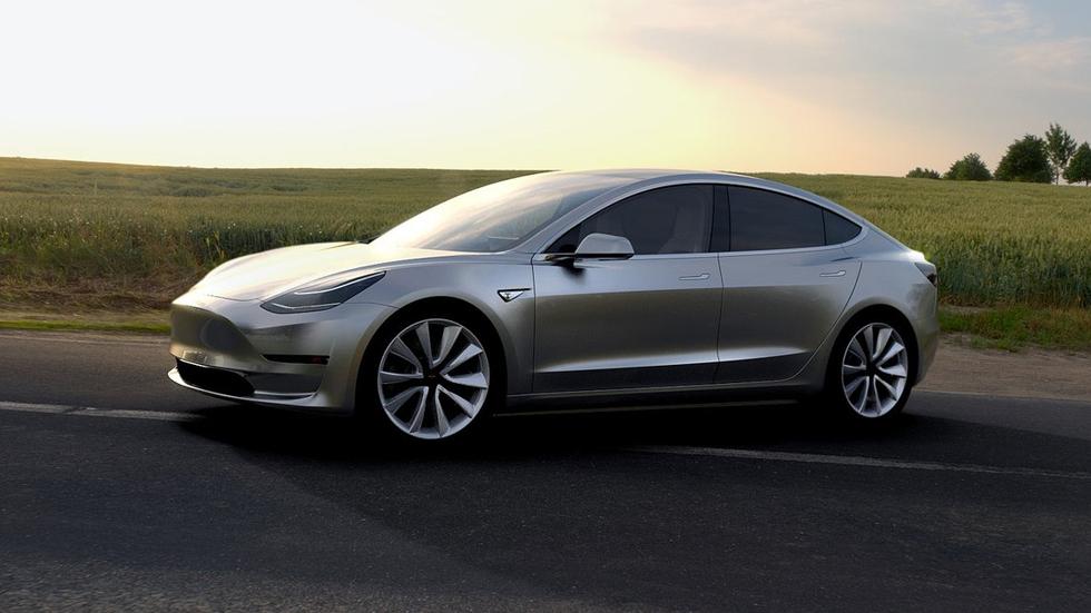 Tesla Model 3: ¡configurador de compra no oficial!