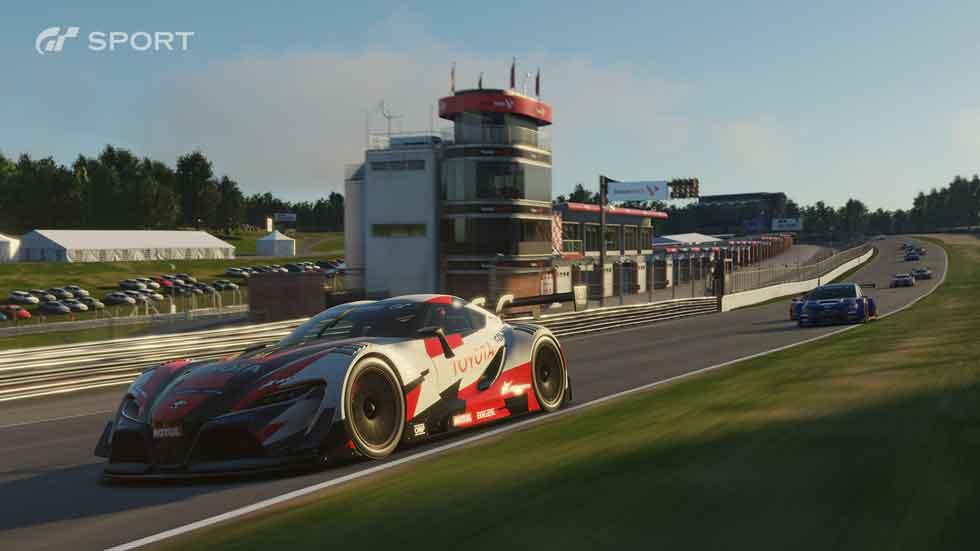 Motorsport Manager y Gran Turismo Sport: los nuevos videojuegos (vídeos)