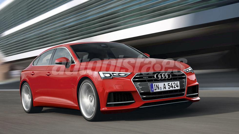 Ofensiva Audi: todos sus nuevos coches hasta 2018