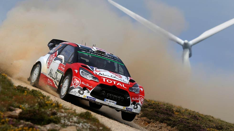 Mundial de Rallyes 2016: Meeke no tuvo rival en Portugal