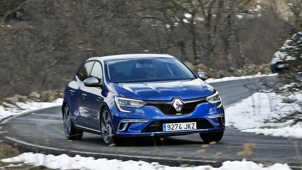 Renault Mégane TCE 205 CV: a prueba un eficaz deportivo