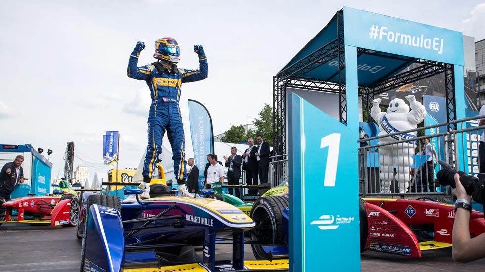 Automovilismo: Buemi aprieta el Mundial de Fórmula E, y más…