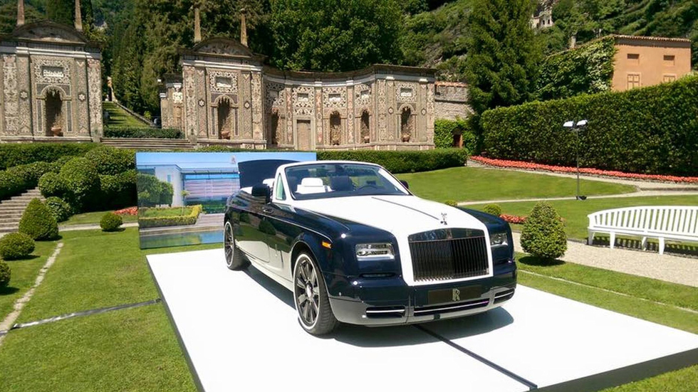 Rolls-Royce Phantom Zenith Collection: ¿lujo insuperable?