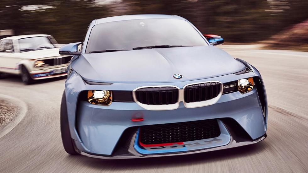 BMW 2002 Hommage Concept: el 2002 Turbo 50 años después