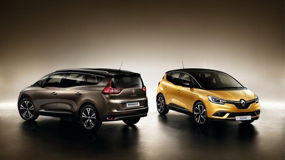 Nuevo Renault Grand Scénic: primeros datos y fotos