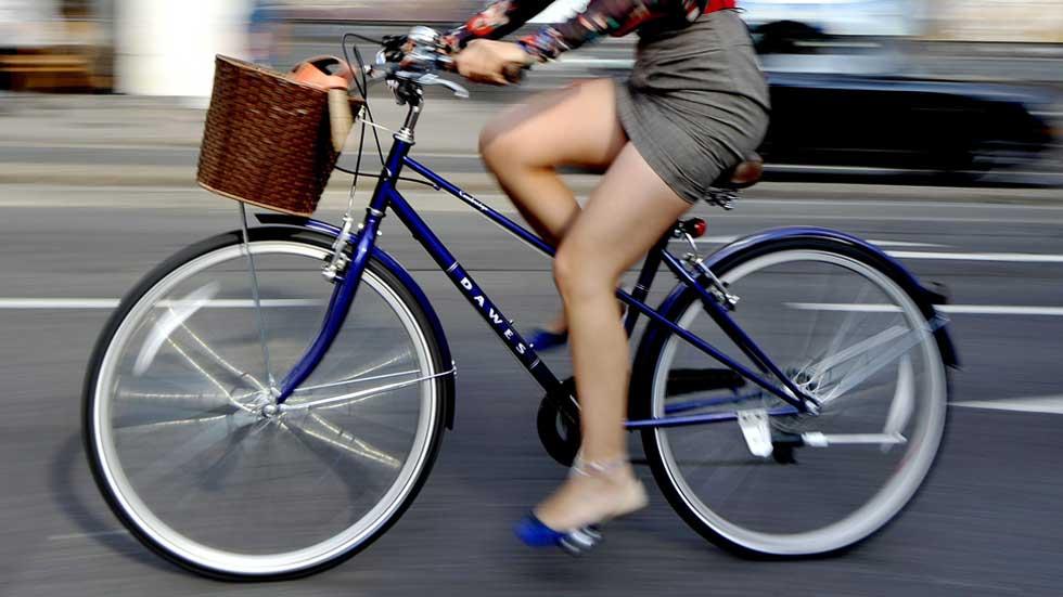 Multan con 1.000 euros a dos ciclistas ebrios