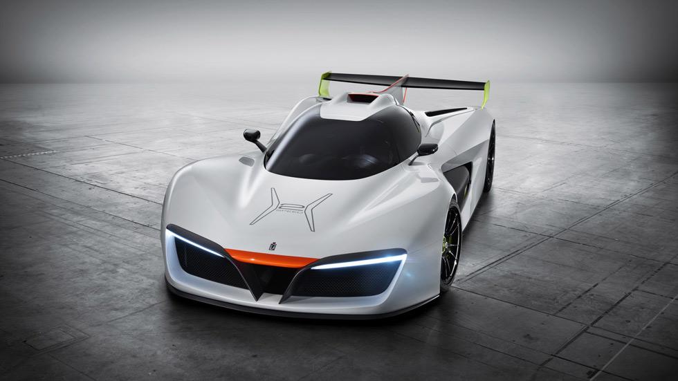 Pininfarina no descarta diseñar un súper coche eléctrico