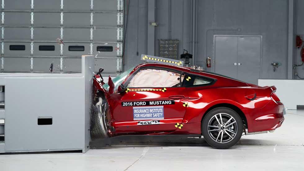 Los coches americanos también deben mejorar en seguridad (vídeo)