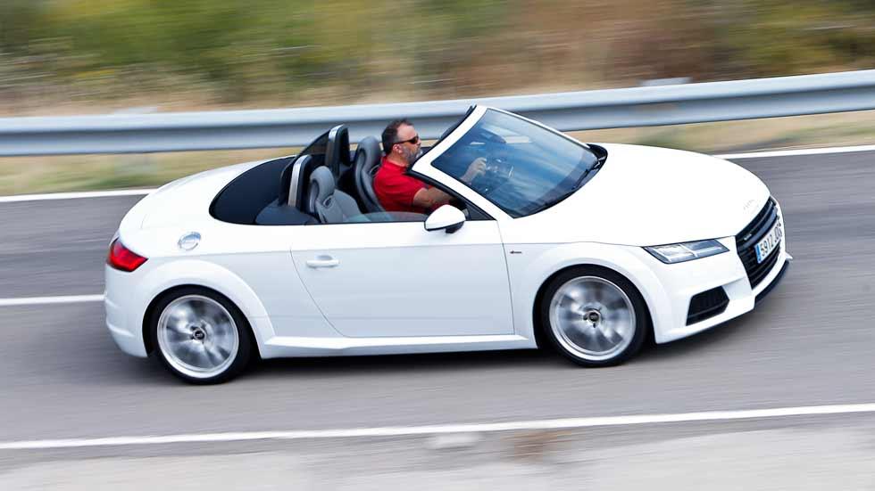 Audi Tt Roadster 2 0 Tfsi 230 Un Cabrio Para Disfrutar