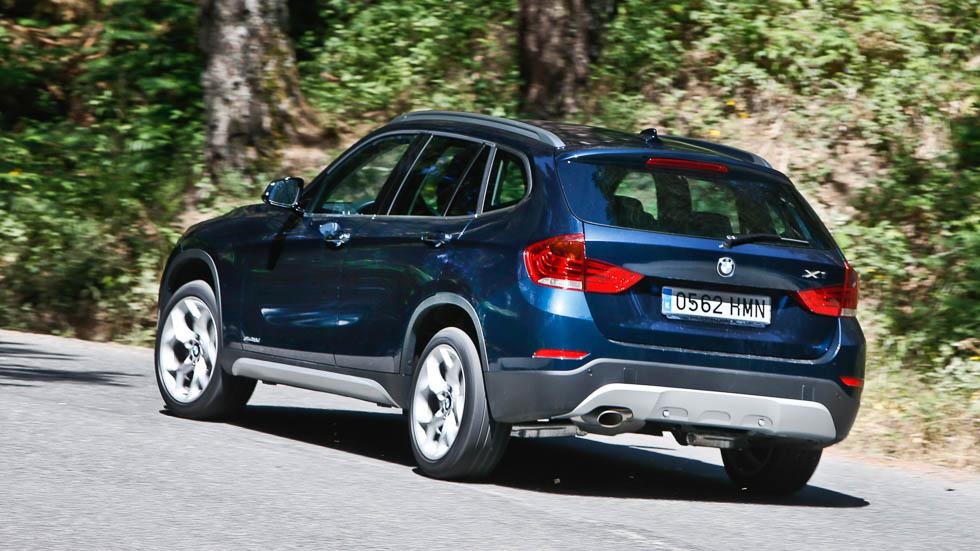 BMW X1 18d xDrive Aut: primeras impresiones y consumo real