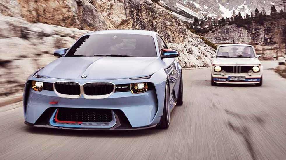 El BMW 2002 Turbo de ayer y de hoy, en un espectacular vídeo