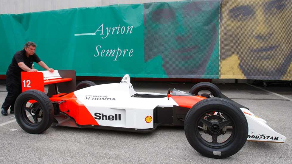 50 años de McLaren en la Fórmula 1