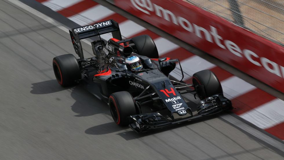 GP de Mónaco de F1: Fernando Alonso décimo en calificación